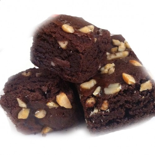 Cashew Brownies By Contis Cake Online Order To Manila Philippines