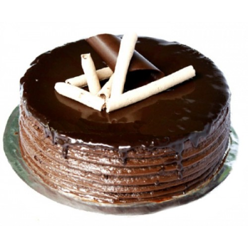 Free Chocolate Truffle Cake by Sugar House Online order to Manila