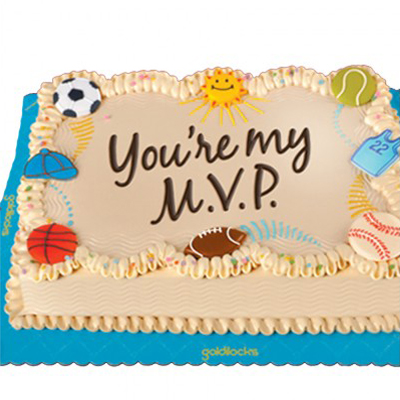 Sports day greeting cake by goldilocks delivery to manila philippines m4hsunfo