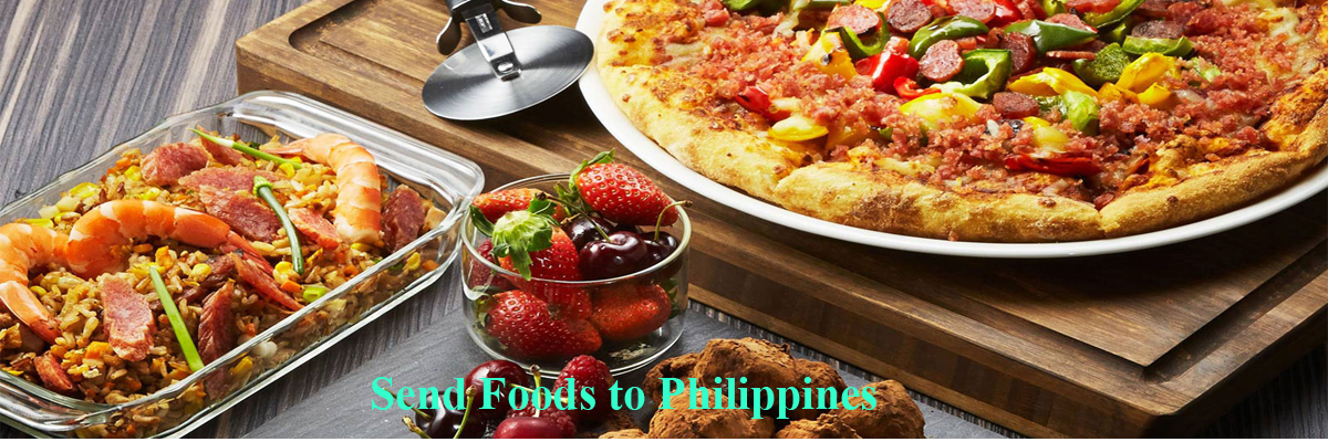 delivery foods to philippines